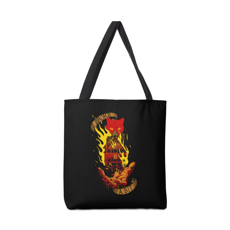 Caleb Widowgast Accessories Bag by Houndstooth