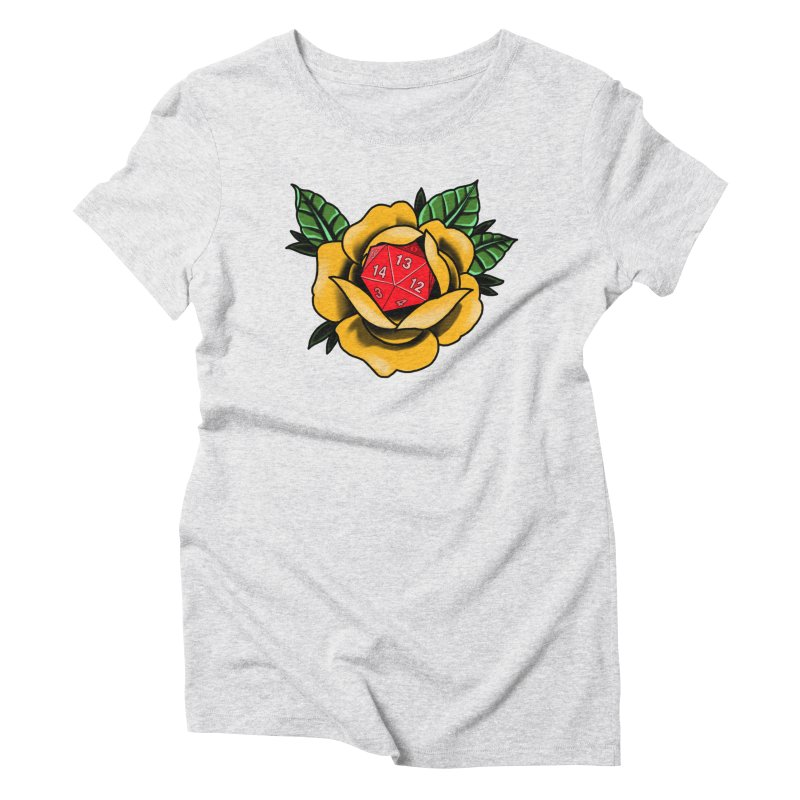 D20 Women's T-Shirt by Houndstooth