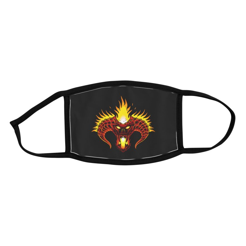 BALROG Accessories Face Mask by Houndstooth