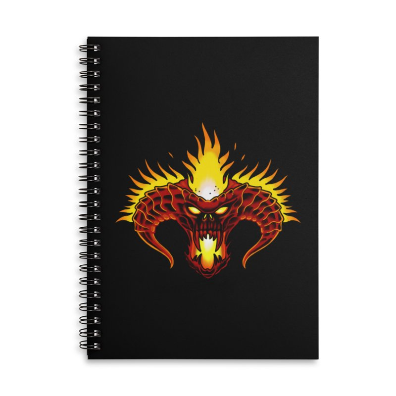 BALROG Accessories Notebook by Houndstooth