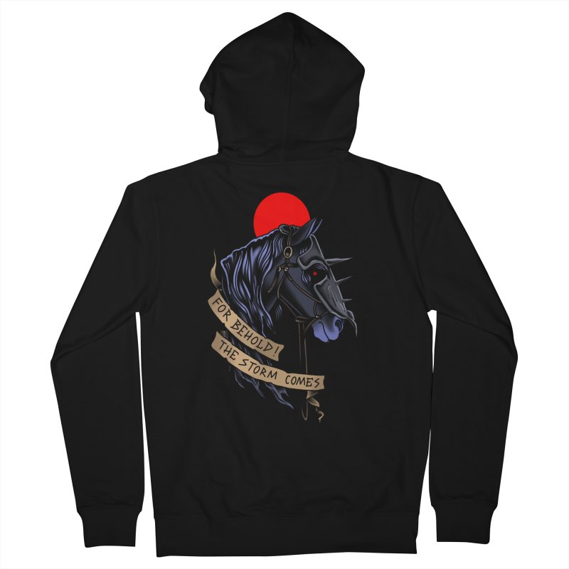 Ringwraith Men's Zip-Up Hoody by Houndstooth