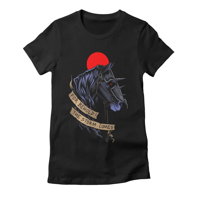 Ringwraith Women's T-Shirt by Houndstooth