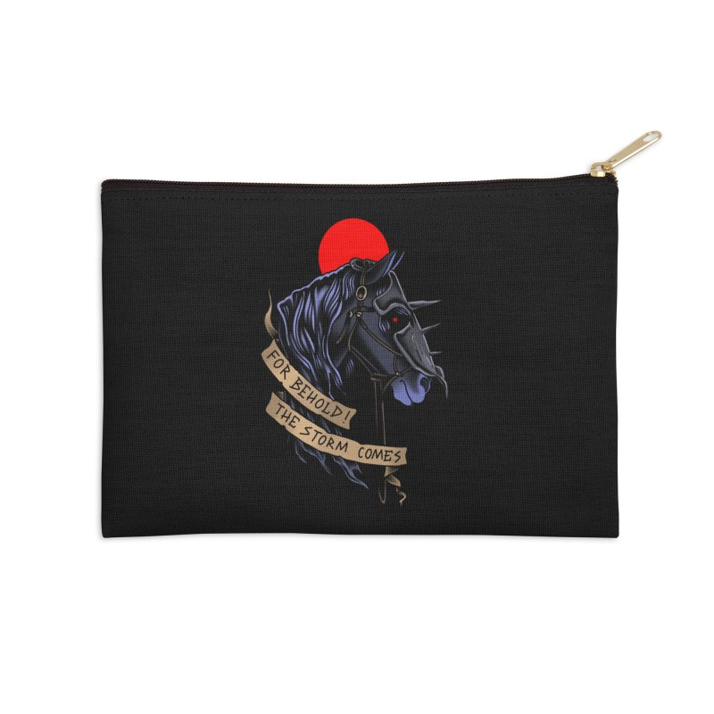 Ringwraith Accessories Zip Pouch by Houndstooth