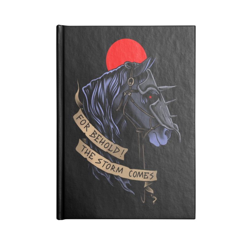 Ringwraith Accessories Notebook by Houndstooth