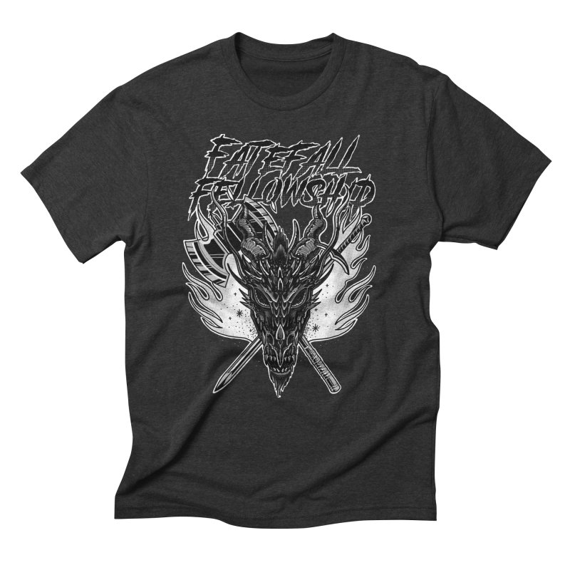 FATEFALL Men's T-Shirt by Houndstooth