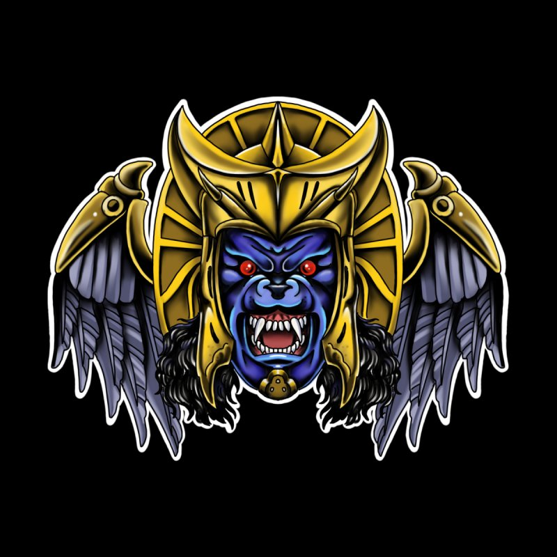 Goldar Men's Tank by Houndstooth