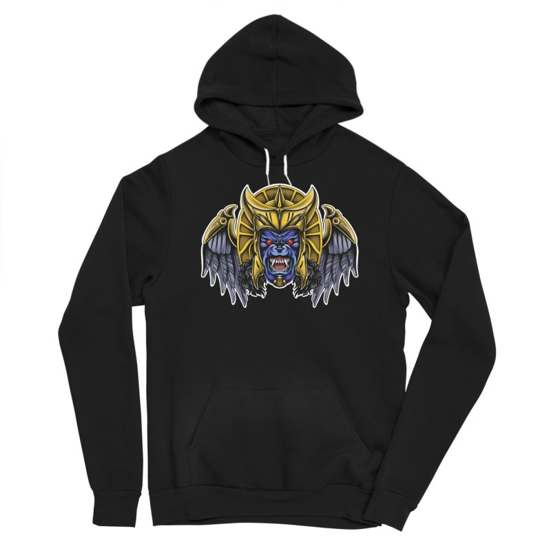 Goldar Men's Pullover Hoody by Houndstooth