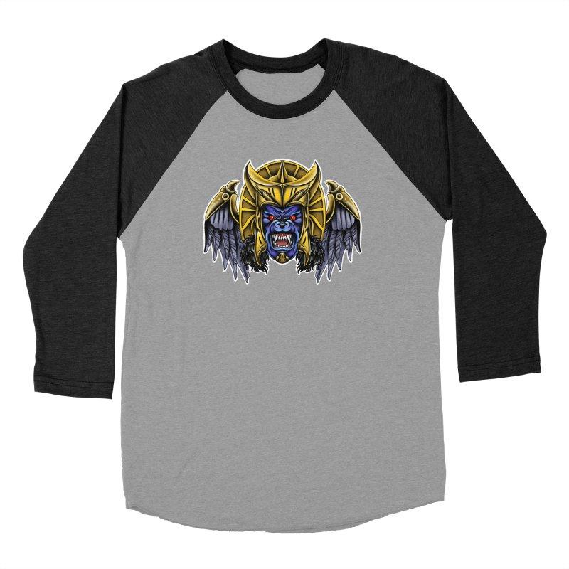 Goldar Men's Longsleeve T-Shirt by Houndstooth
