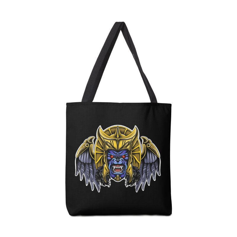 Goldar Accessories Bag by Houndstooth