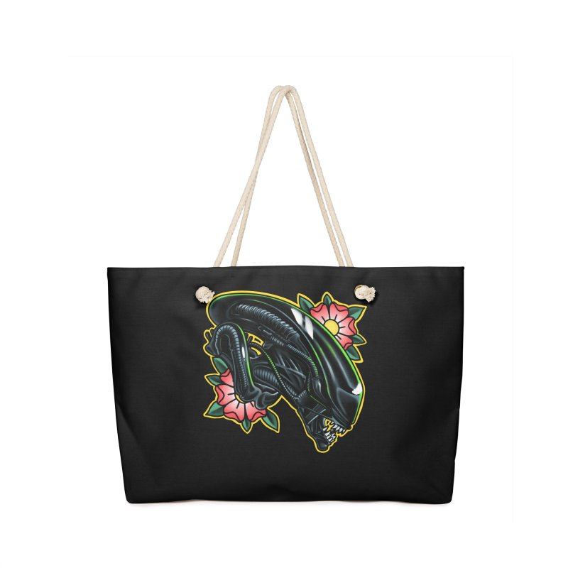 Xenomorph Accessories Bag by Houndstooth