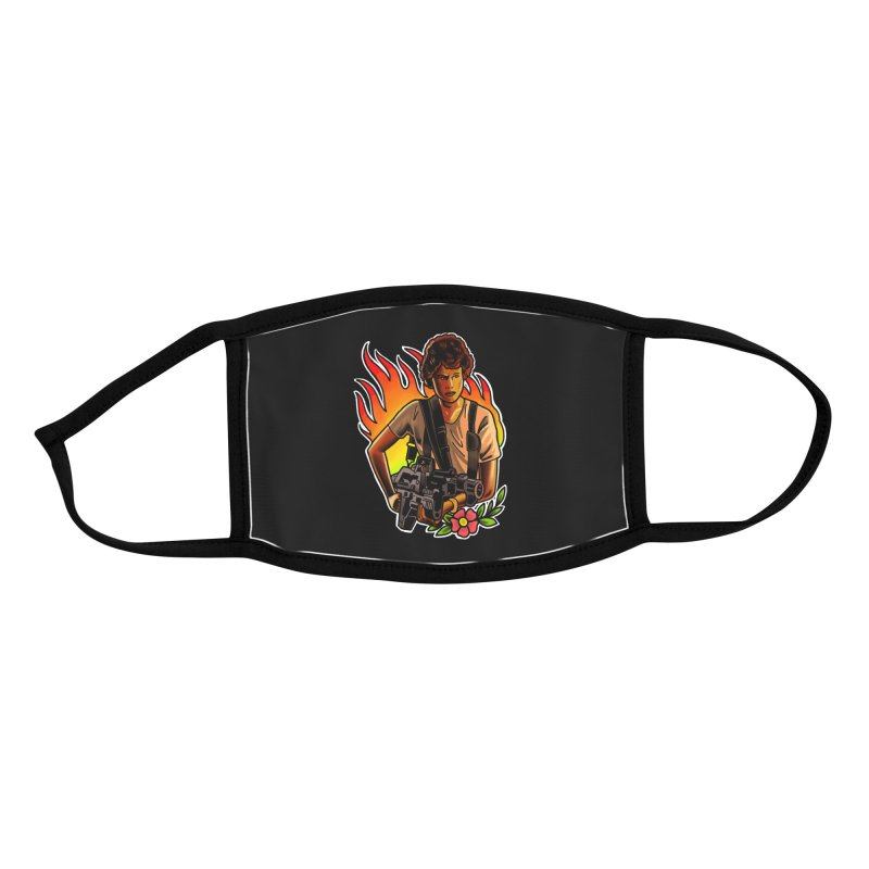 Ripley Accessories Face Mask by Houndstooth