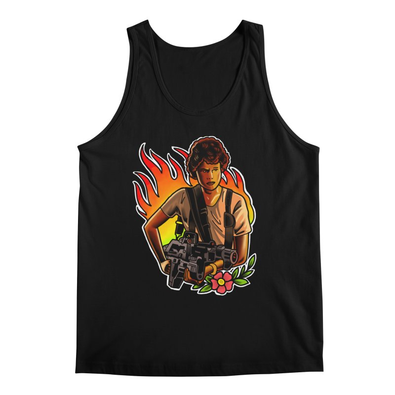 Ripley Men's Tank by Houndstooth