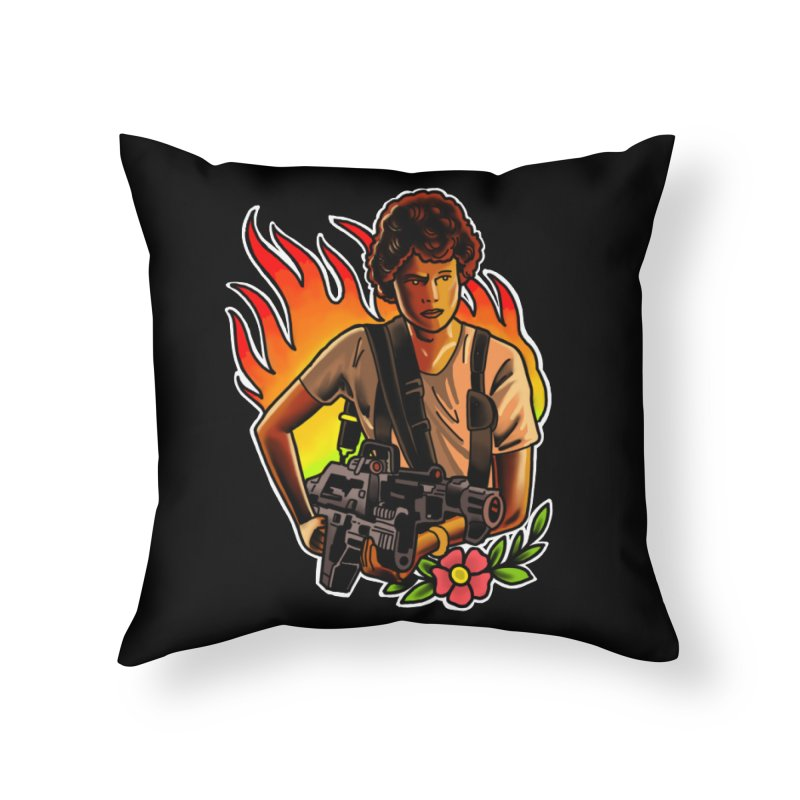Ripley Home Throw Pillow by Houndstooth