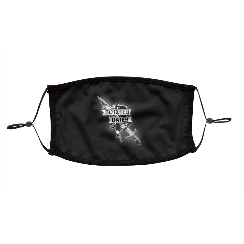 The Botched Batch Accessories Face Mask by Houndstooth