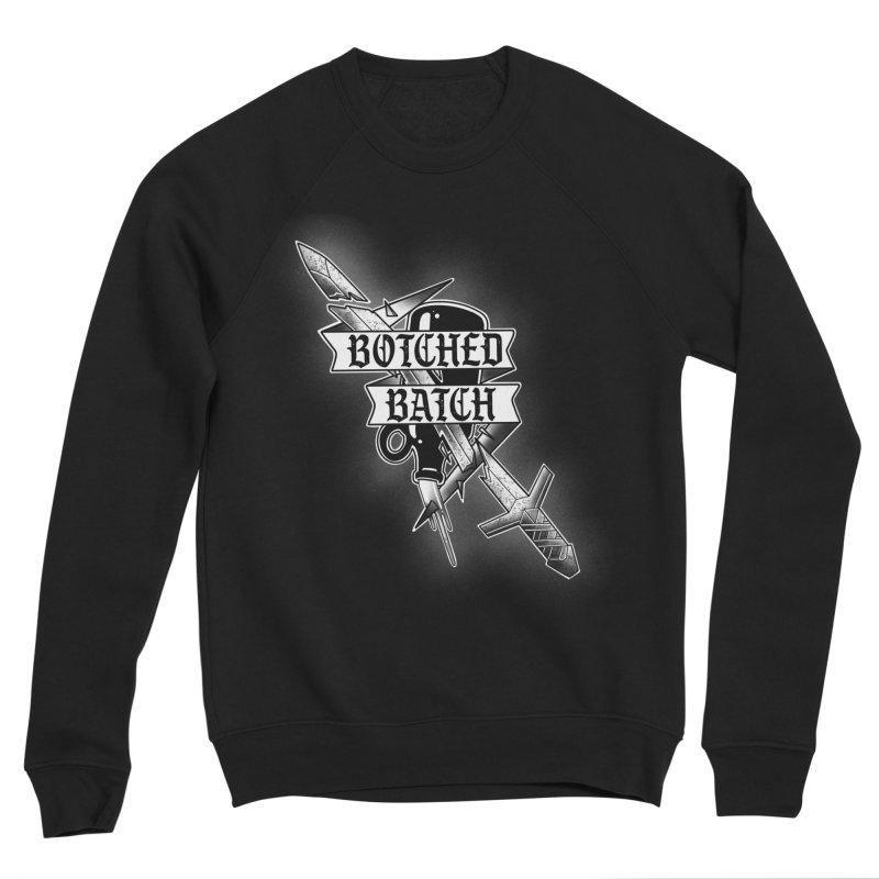The Botched Batch Men's Sweatshirt by Houndstooth