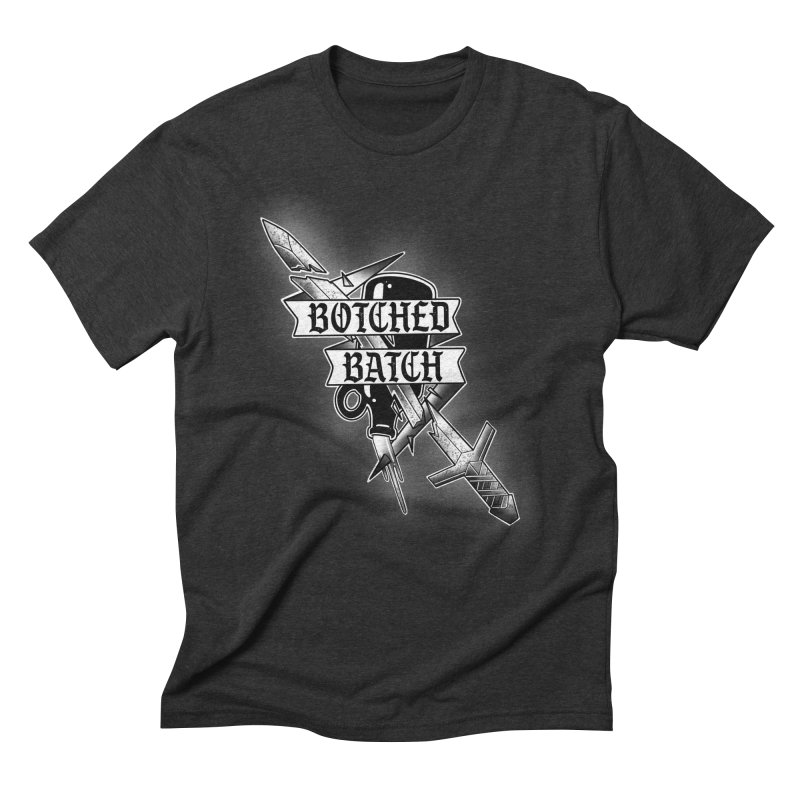 The Botched Batch Men's T-Shirt by Houndstooth