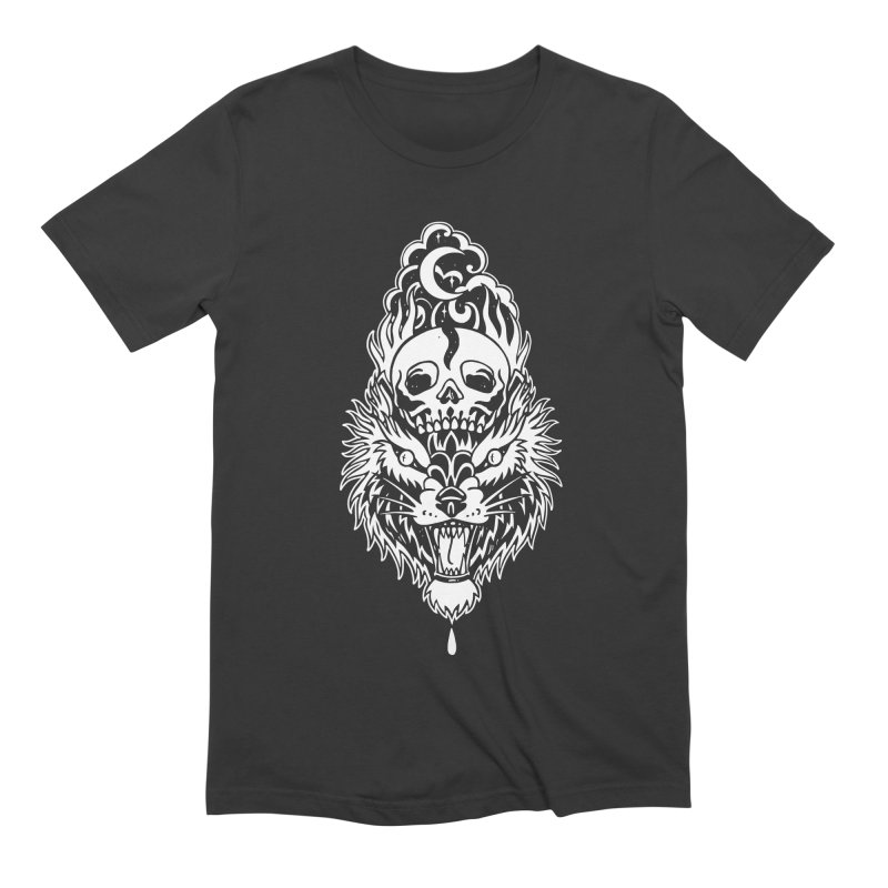 Night Men's T-Shirt by Houndstooth
