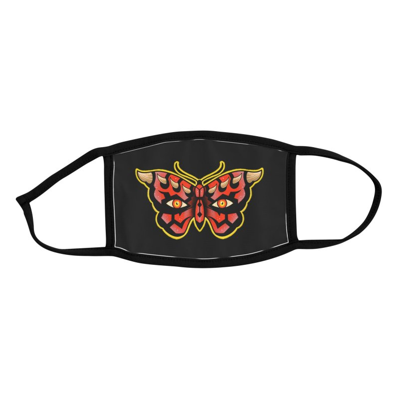 Darth Mauth Accessories Face Mask by Houndstooth