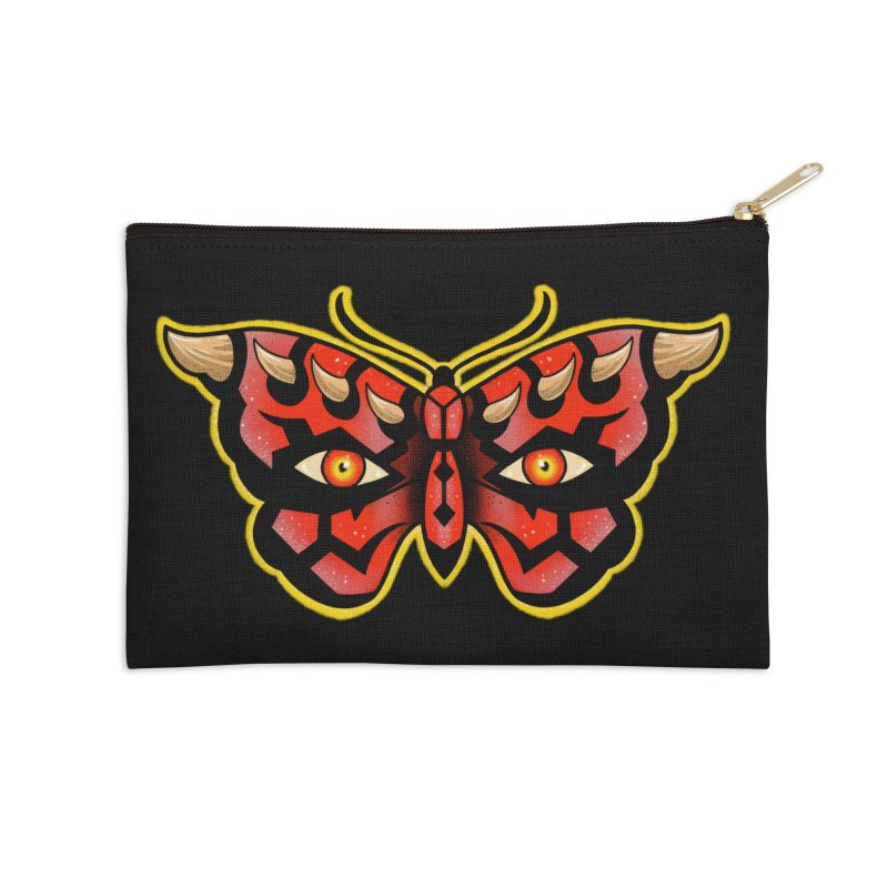 Darth Mauth Accessories Zip Pouch by Houndstooth