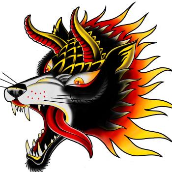 Houndstooth Logo