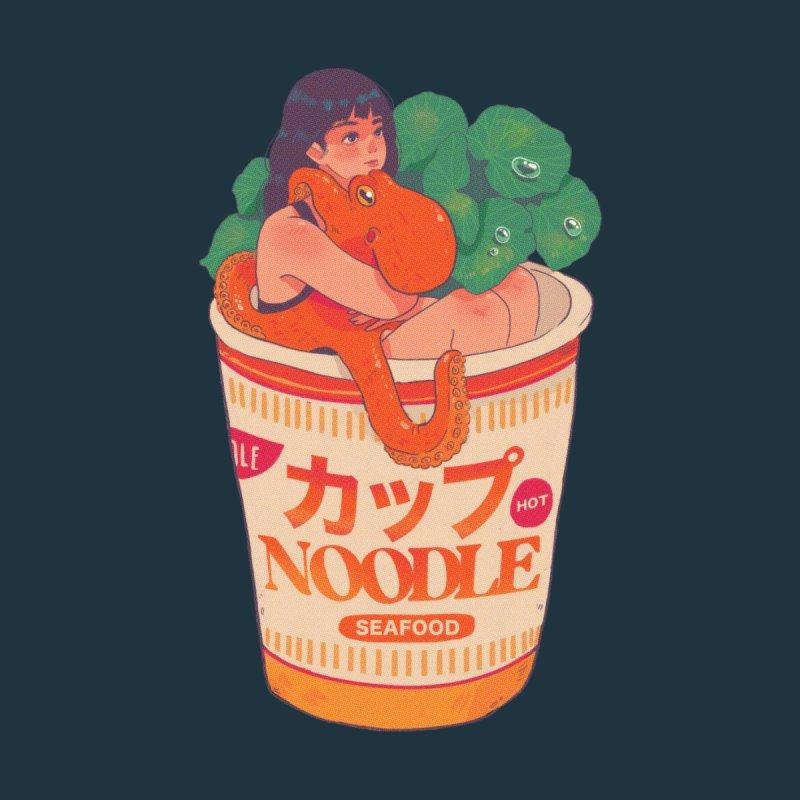 Seafood Noodle Men's T-Shirt by HowlerSupply's Artist Shop