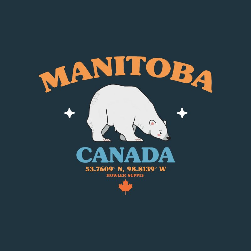 Oh Canada! Men's T-Shirt by HowlerSupply's Artist Shop
