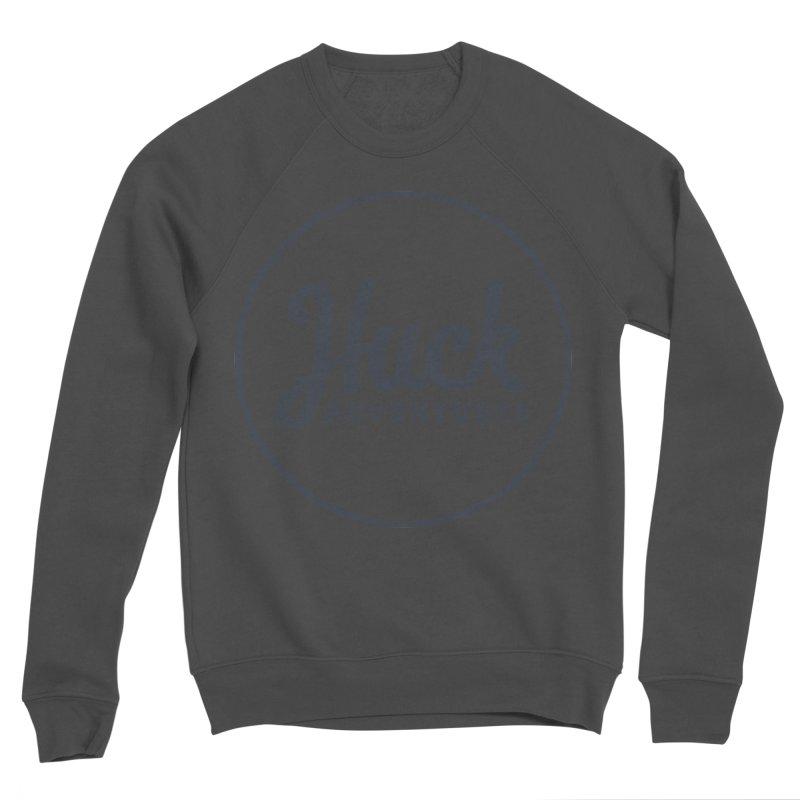 Huck Adventure - Dark Men's Sponge Fleece Sweatshirt by Huck Adventures Swag