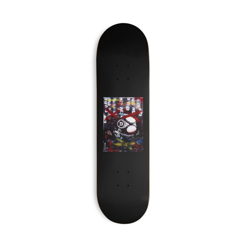 Mask Up Accessories Skateboard by The Humanity In Art Shop