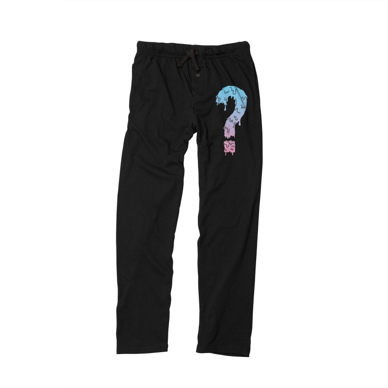 Dripping Question  Women's Lounge Pants by HUMOR TEES