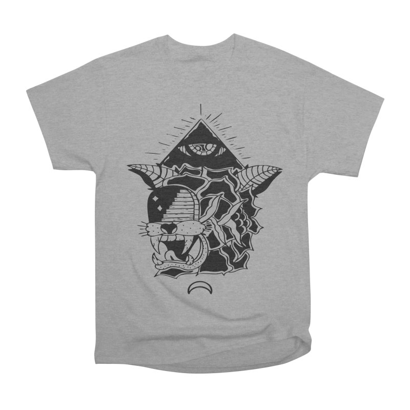 Traditional Black Men's Classic T-Shirt by Hvmos Artist Shop