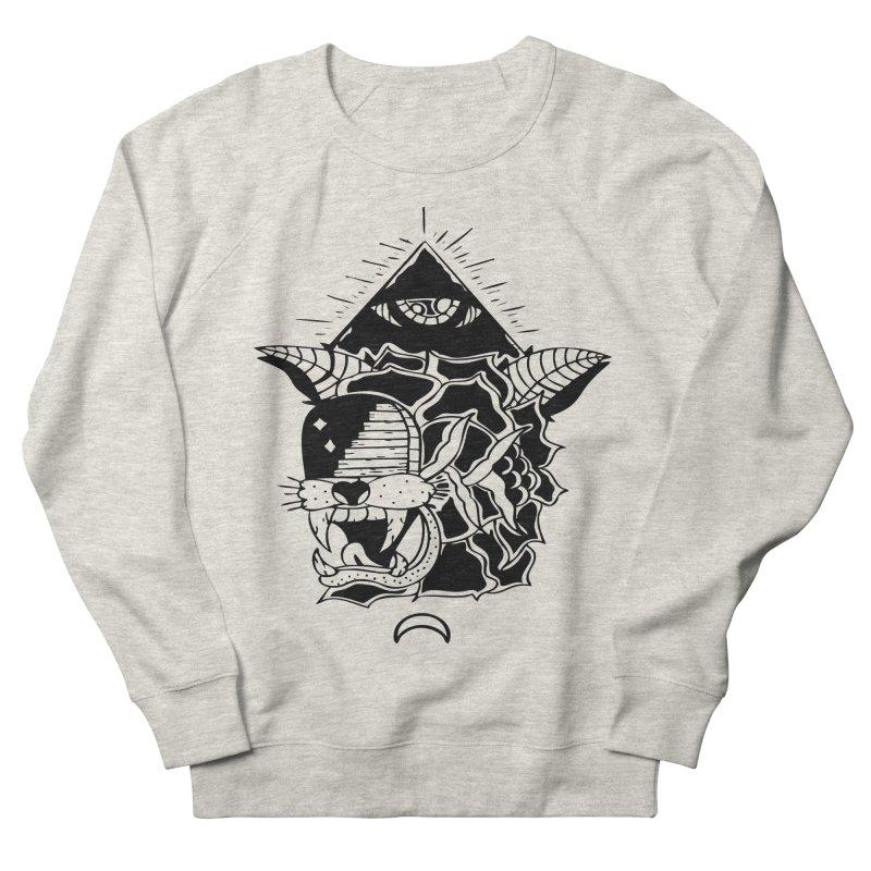 Traditional Black Men's Sweatshirt by Hvmos Artist Shop