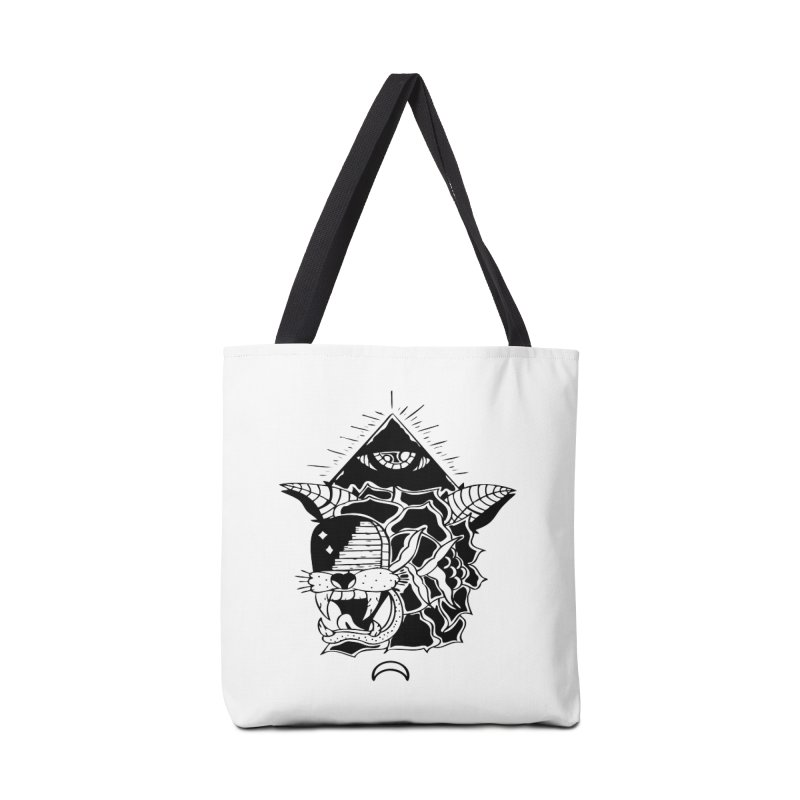 Traditional Black Accessories Tote Bag Bag by Hvmos Artist Shop