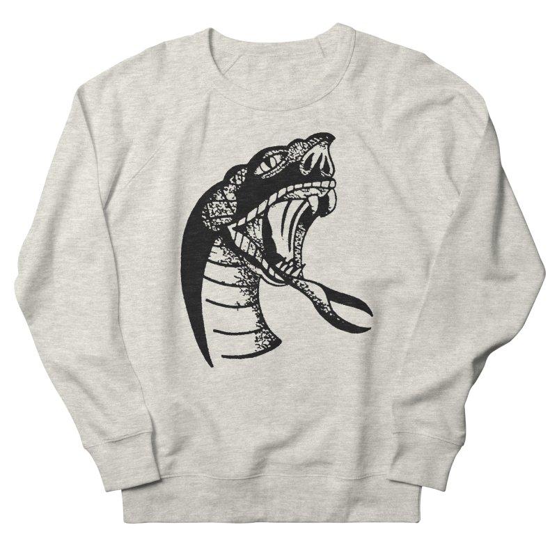 BLXCK SNAKE Men's Sweatshirt by Hvmos Artist Shop