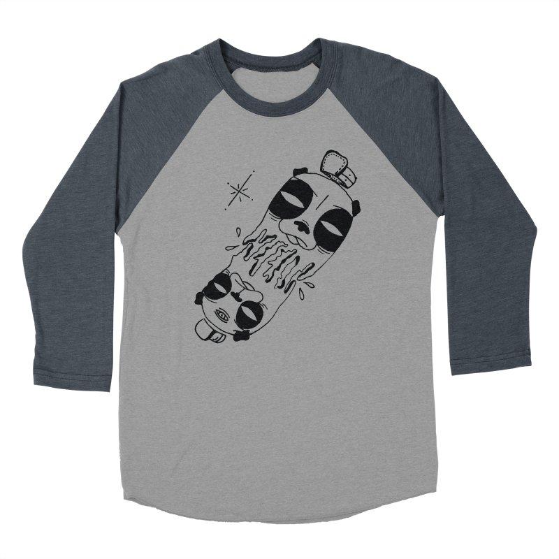 equals Men's Baseball Triblend Longsleeve T-Shirt by Hvmos Artist Shop