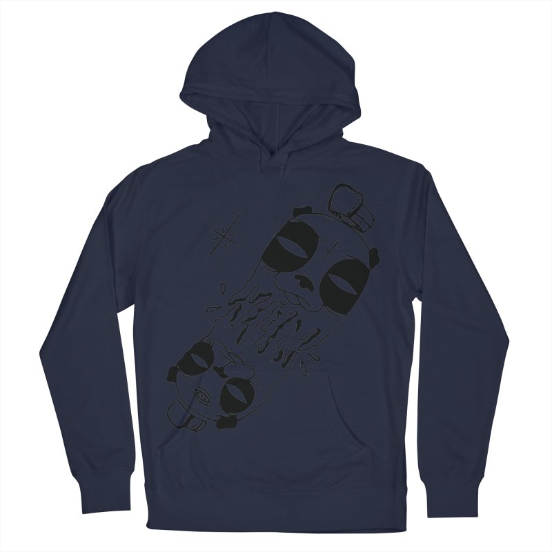 equals Women's French Terry Pullover Hoody by Hvmos Artist Shop