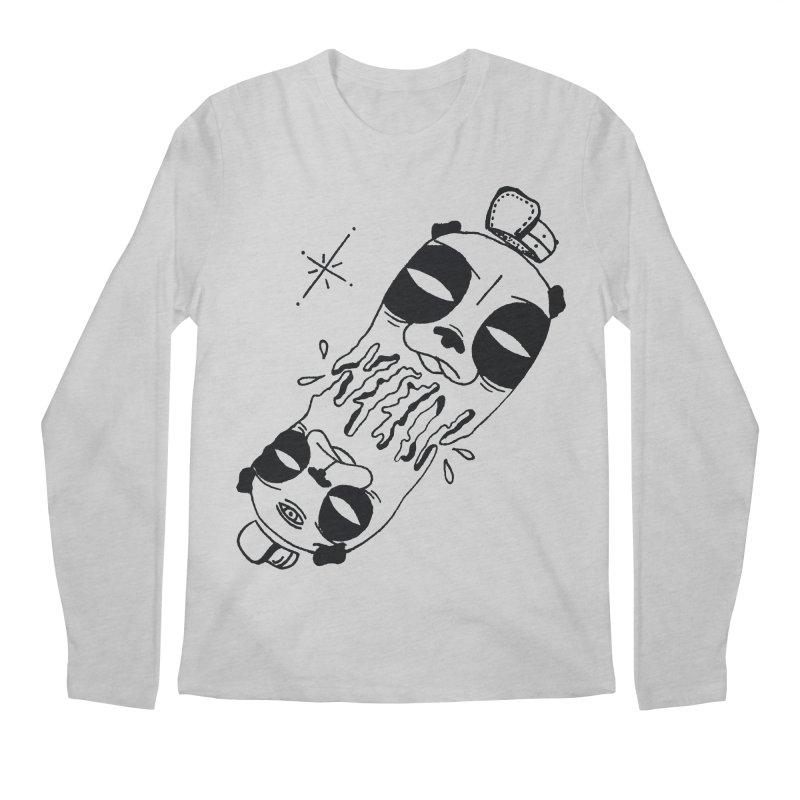 equals Men's Regular Longsleeve T-Shirt by Hvmos Artist Shop