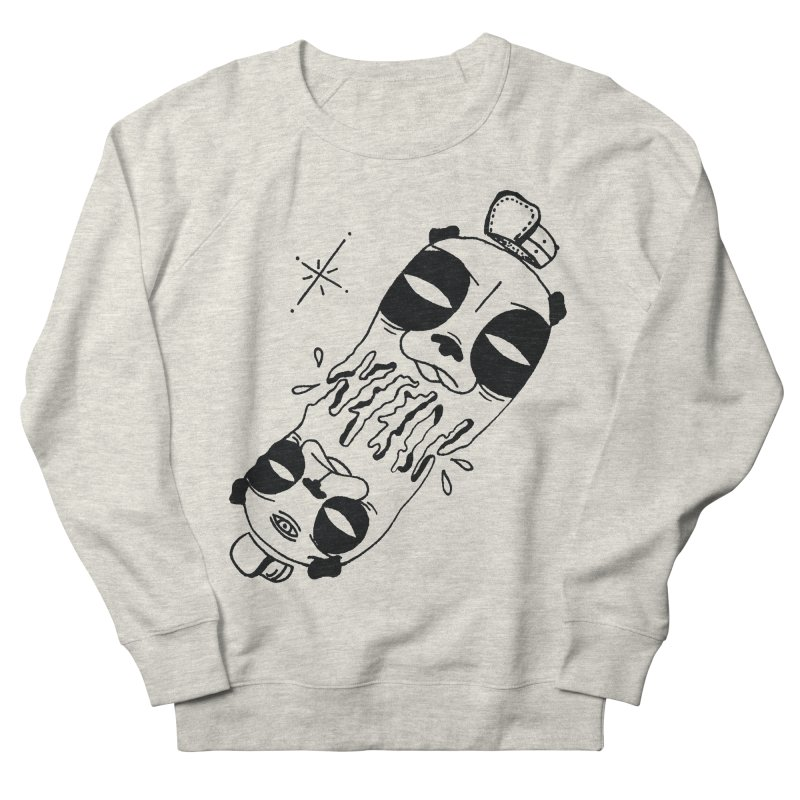 equals Women's French Terry Sweatshirt by Hvmos Artist Shop