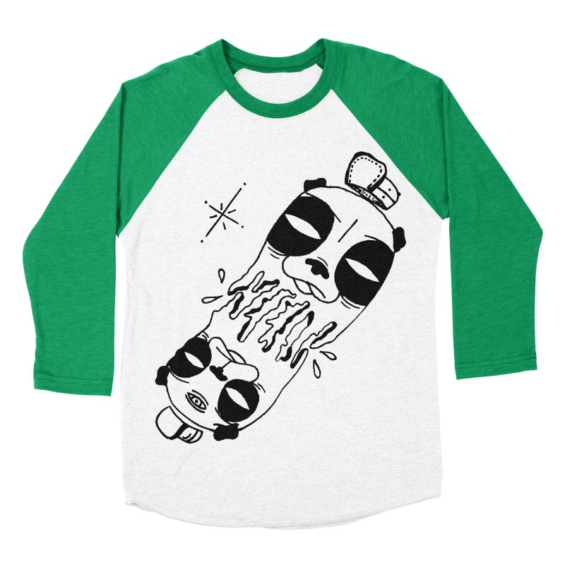 equals Women's Baseball Triblend T-Shirt by Hvmos Artist Shop