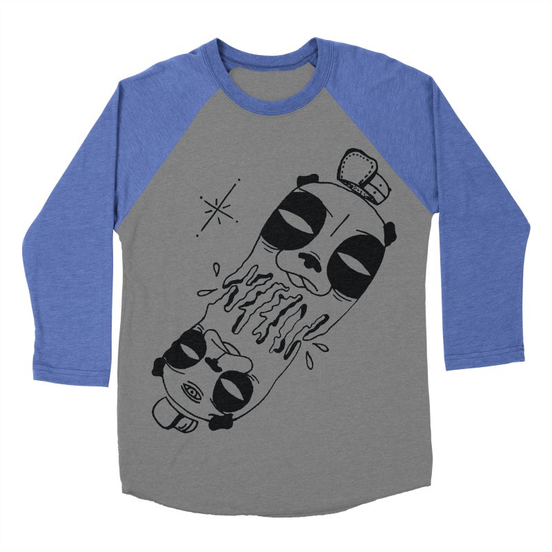 equals Men's Baseball Triblend T-Shirt by Hvmos Artist Shop