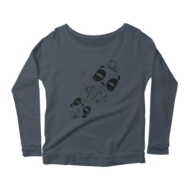 equals Women's Scoop Neck Longsleeve T-Shirt by Hvmos Artist Shop