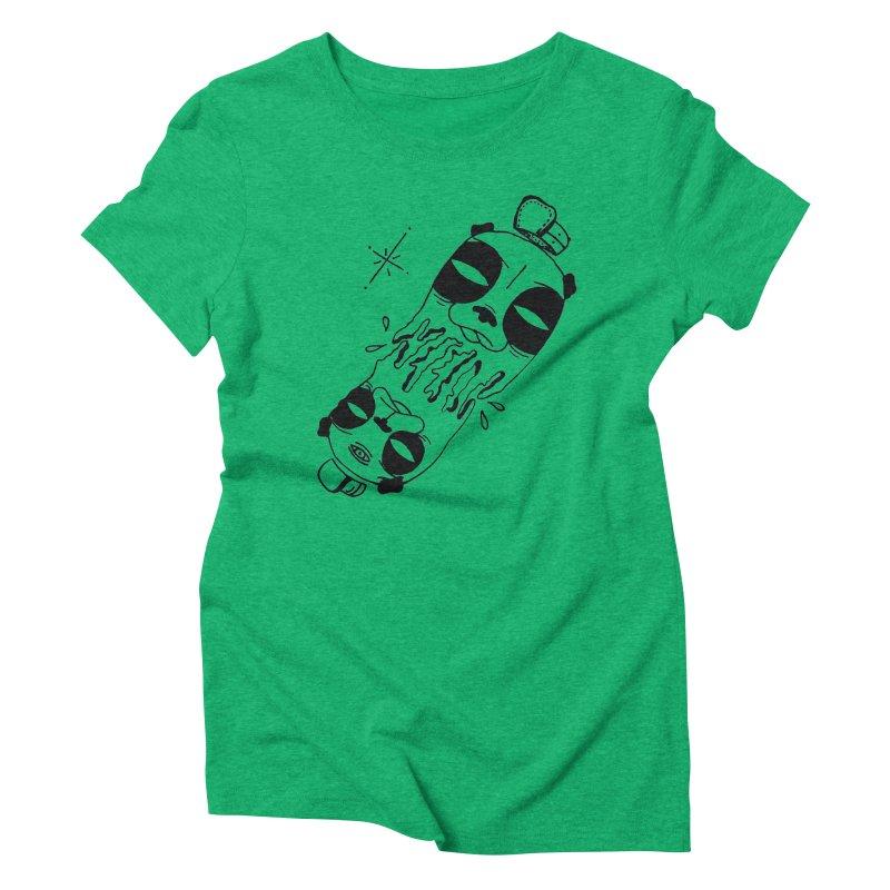 equals Women's Triblend T-shirt by Hvmos Artist Shop