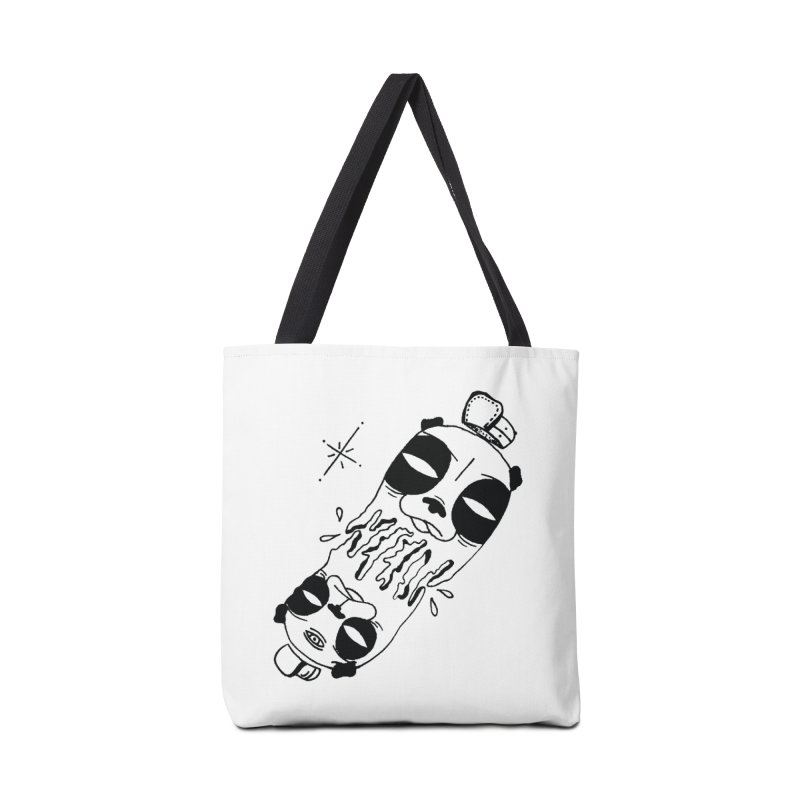 equals Accessories Bag by Hvmos Artist Shop