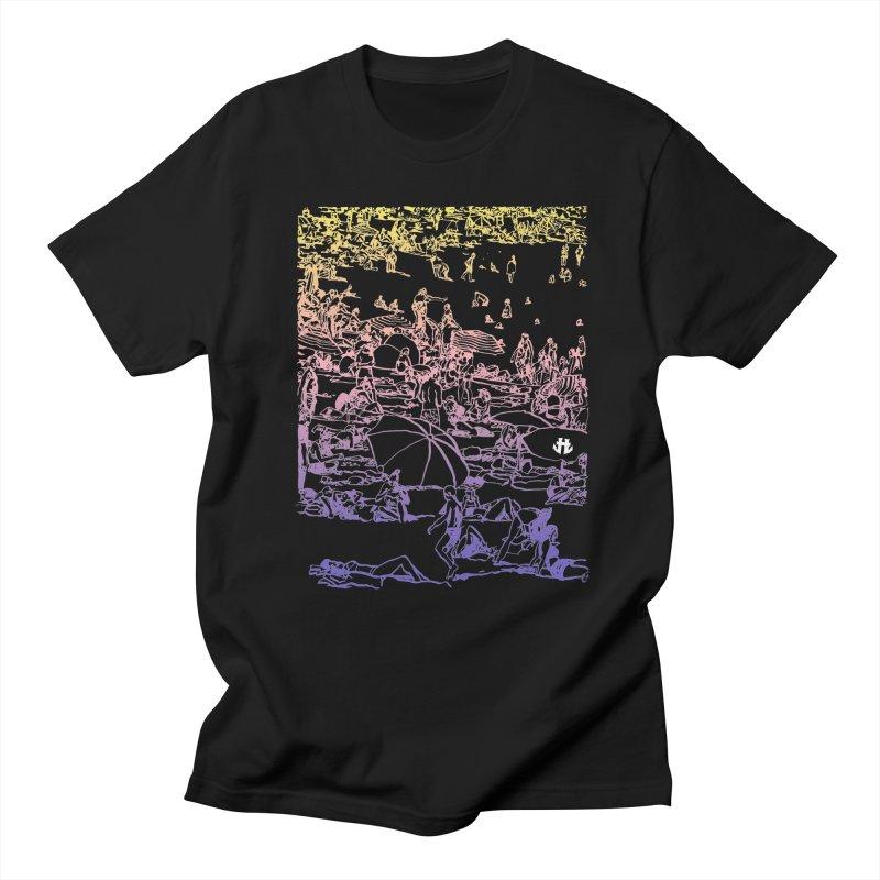 Full Swing Men's Regular T-Shirt by Humanoid Wakeboards