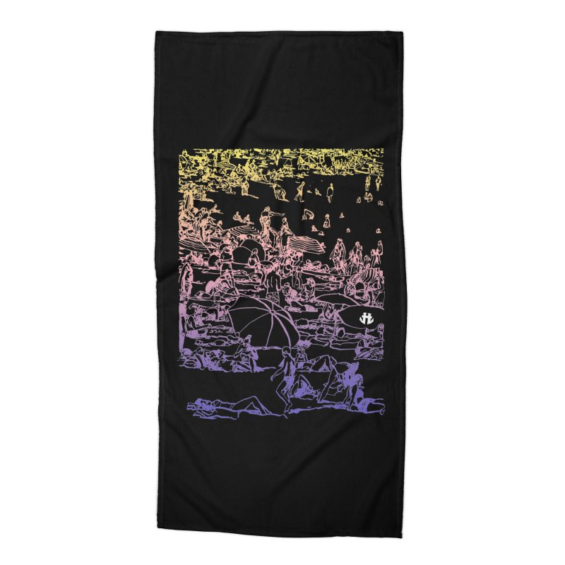 Full Swing Accessories Beach Towel by Humanoid Wakeboards