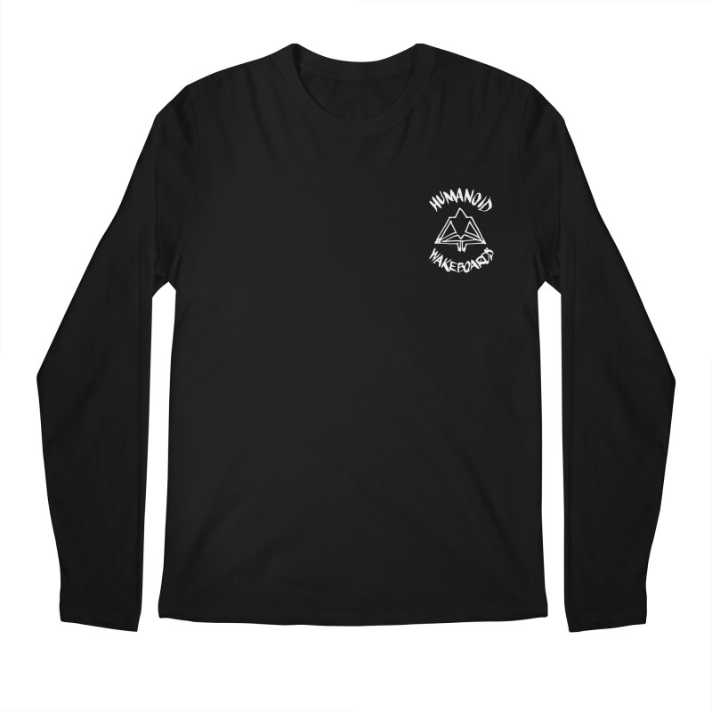 Omega 'Acceptance' Men's Longsleeve T-Shirt by Humanoid Wakeboards