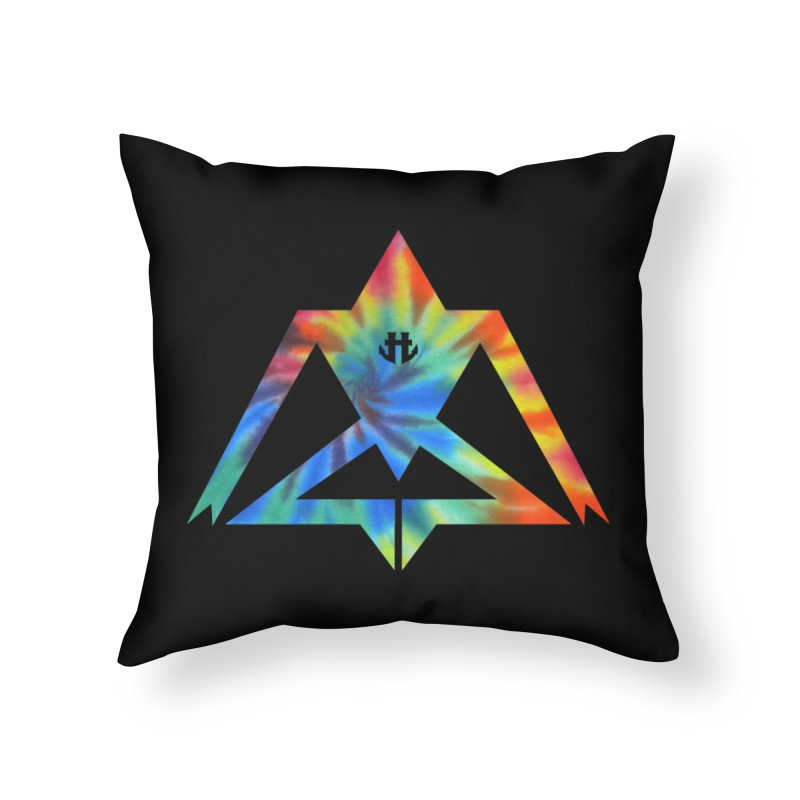 Omega 'Forever' Home Throw Pillow by Humanoid Wakeboards