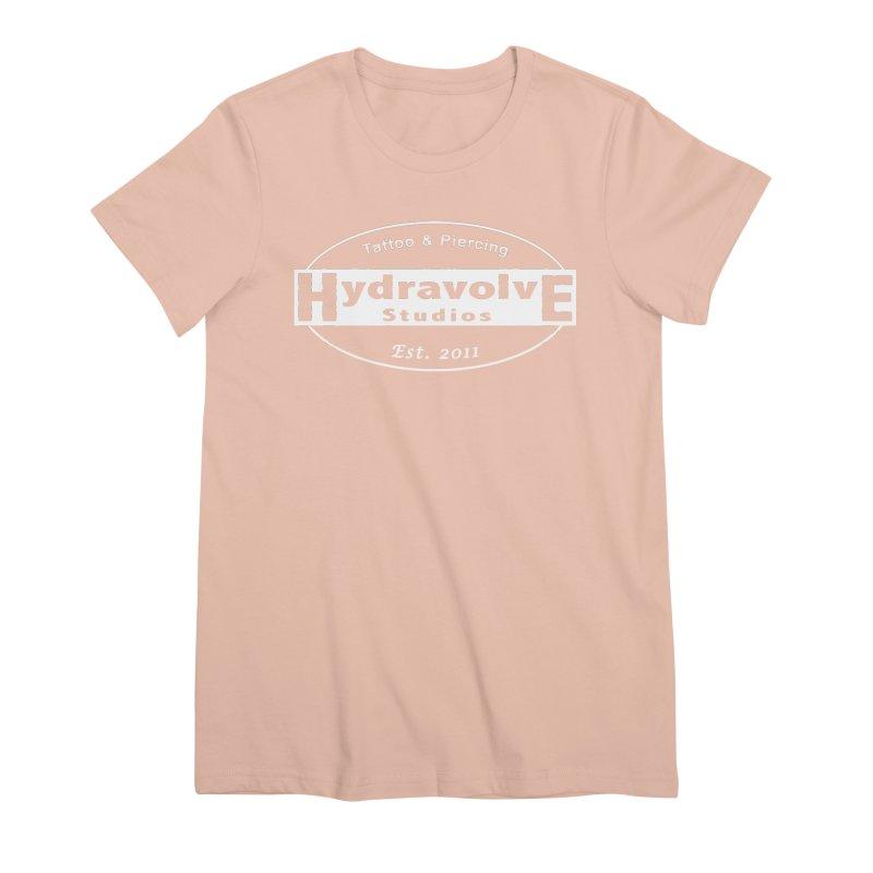 HydraLogo Women's Premium T-Shirt by Hydravolve's Artist Shop