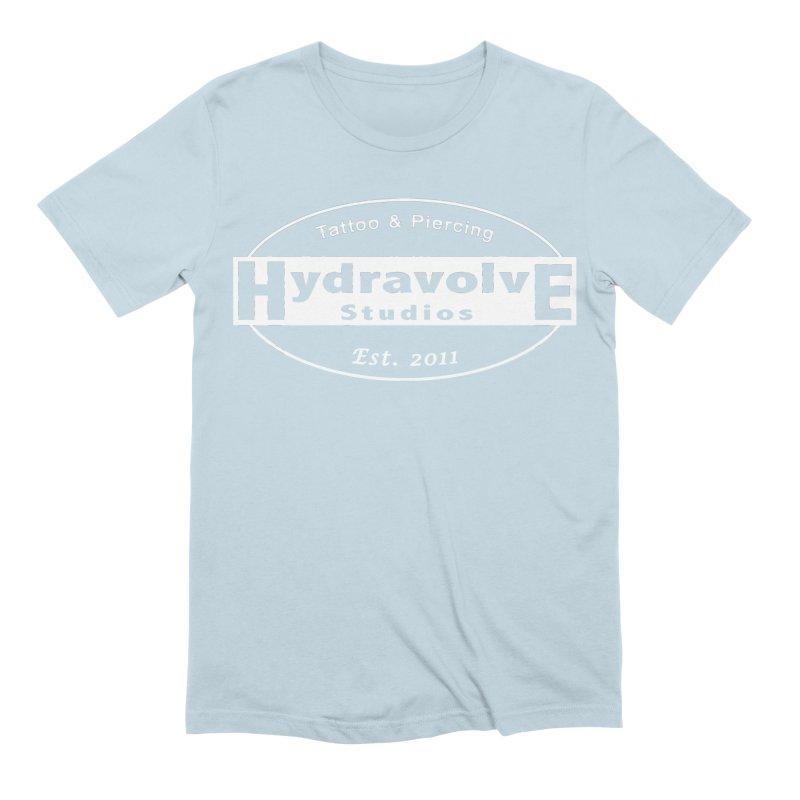 HydraLogo Men's Extra Soft T-Shirt by Hydravolve's Artist Shop