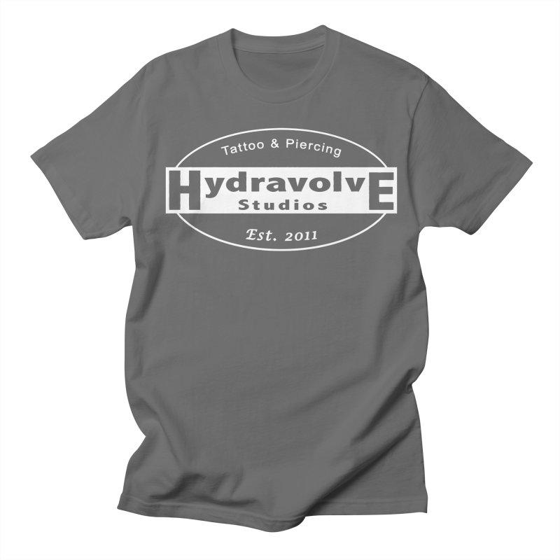 HydraLogo Men's T-Shirt by Hydravolve's Artist Shop