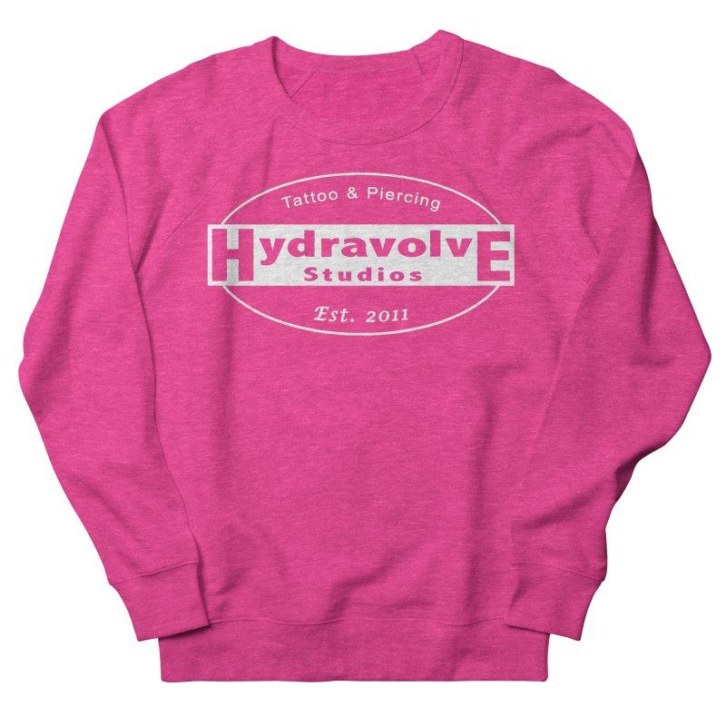 HydraLogo Men's French Terry Sweatshirt by Hydravolve's Artist Shop